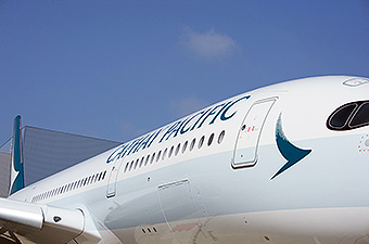 Cathay Pacific A350-900 2 (Airbus)