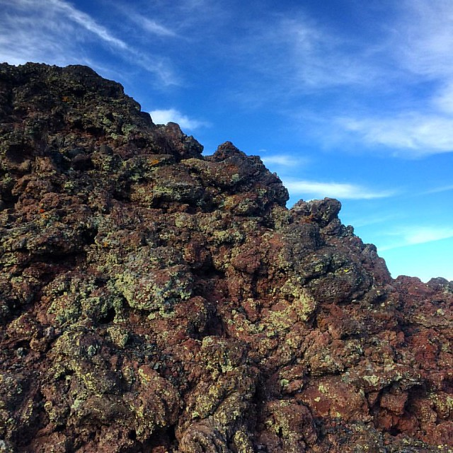 Lava, Craters of the Moon, Idaho