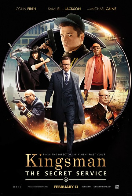 (2014) Kingsman The Secret Service