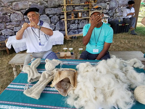 Woolly Basque Traditions