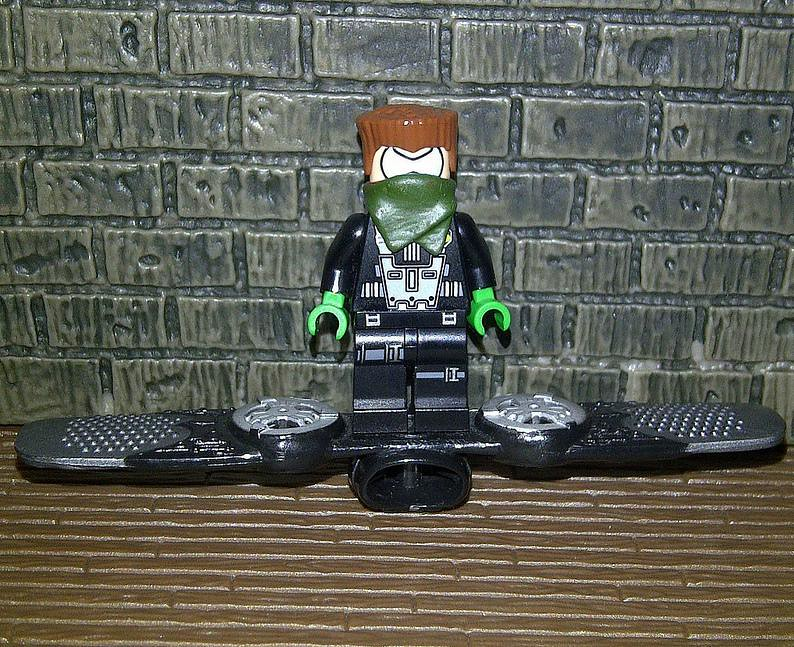 Lego New Goblin | Lego Marvel Custom Mini-figures ...