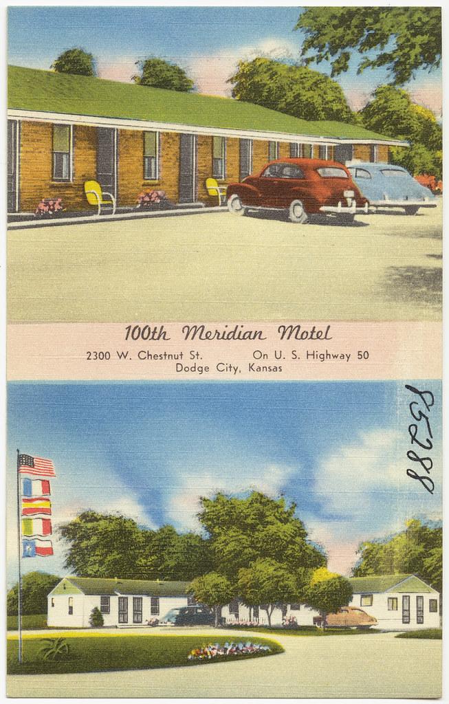 Motel  Meridian Okc