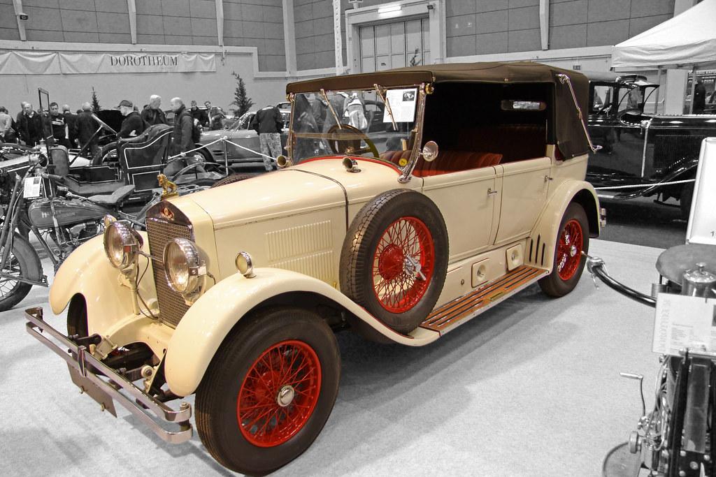 Luxury Car Outlet >> Gräf & Stift VK 2 1927 (8990)   Manufacturer: Gräf & Stift
