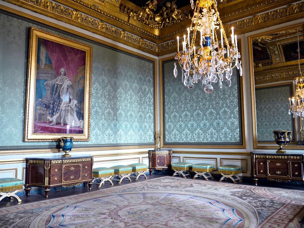 Versailles yvelines salon des nobles grand appartement for Salon de versailles 2016