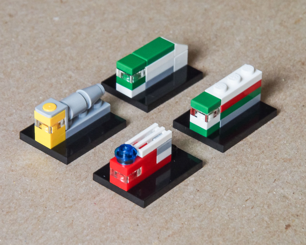 micropolized lego city vehicles following up on the idea flickr. Black Bedroom Furniture Sets. Home Design Ideas