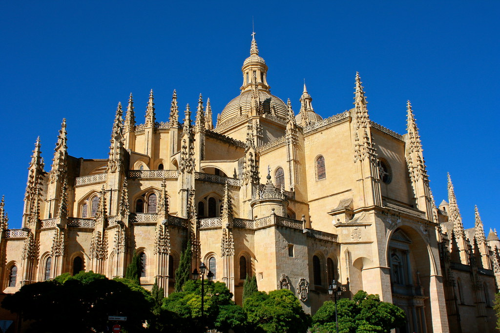 Segovia Cathedral, Spain