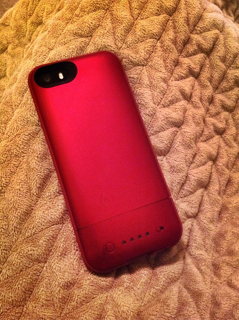 Mophie Product Red Iphone  Plus