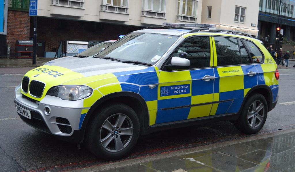 Metropolitan Police | BMW X5 | Roads Policing Unit | YQR ...
