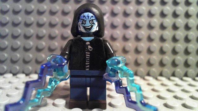 LEGO The amazing spide...