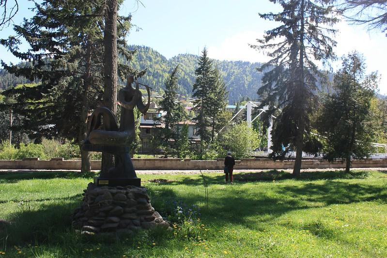 Курорт Боржоми