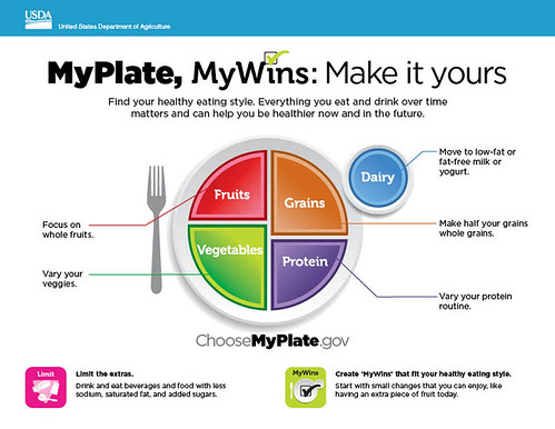 MyPlate Turns Five! Celebrating New Resources in 2016 | USDA
