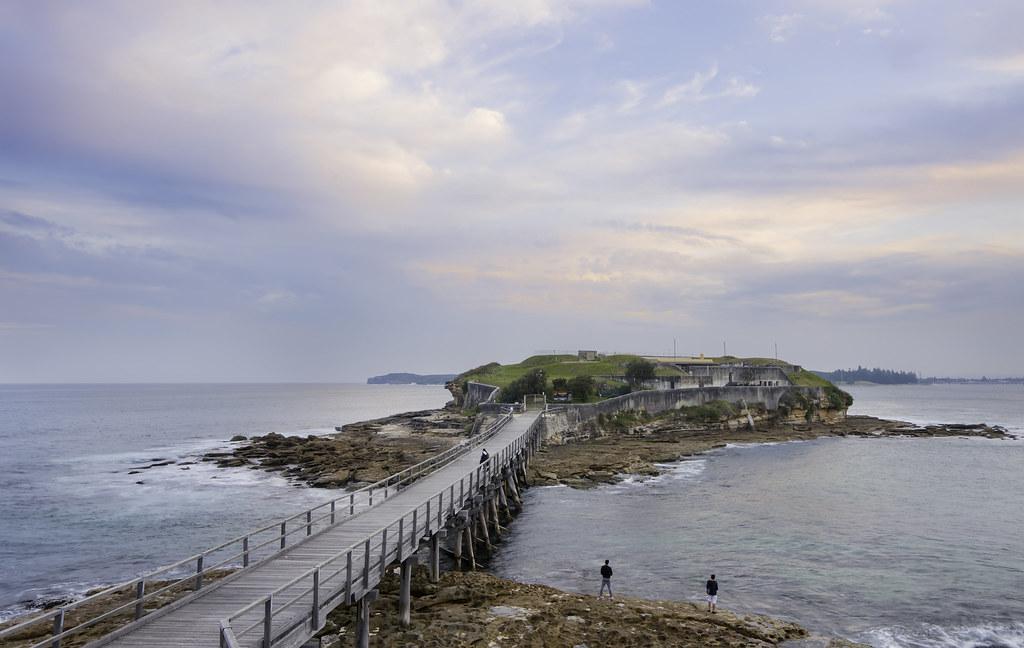 Bare Island Sydney Australia Here S A Popular Spot About 2 Flickr
