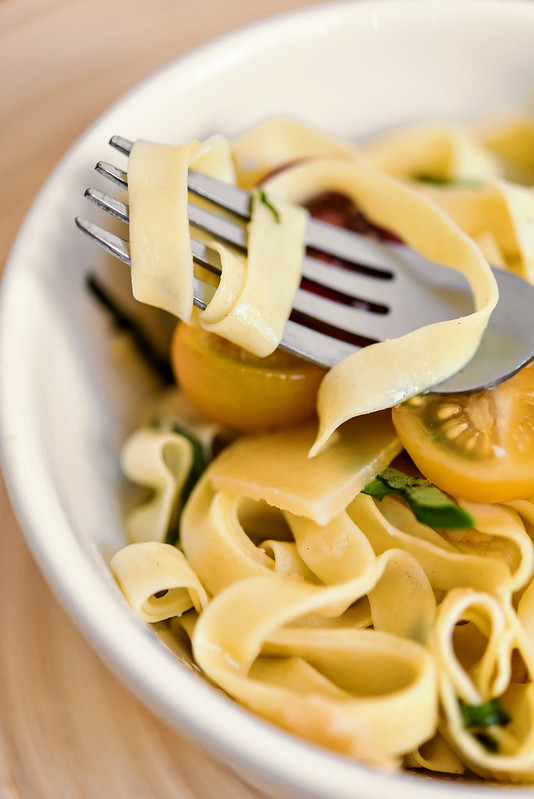 how to make easy homemade pasta