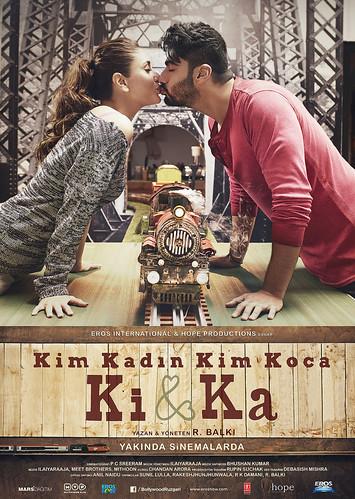 Ki & Ka: Kim Kadın Kim Koca (2016)