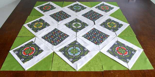 Dutch Cathedrals Pattern