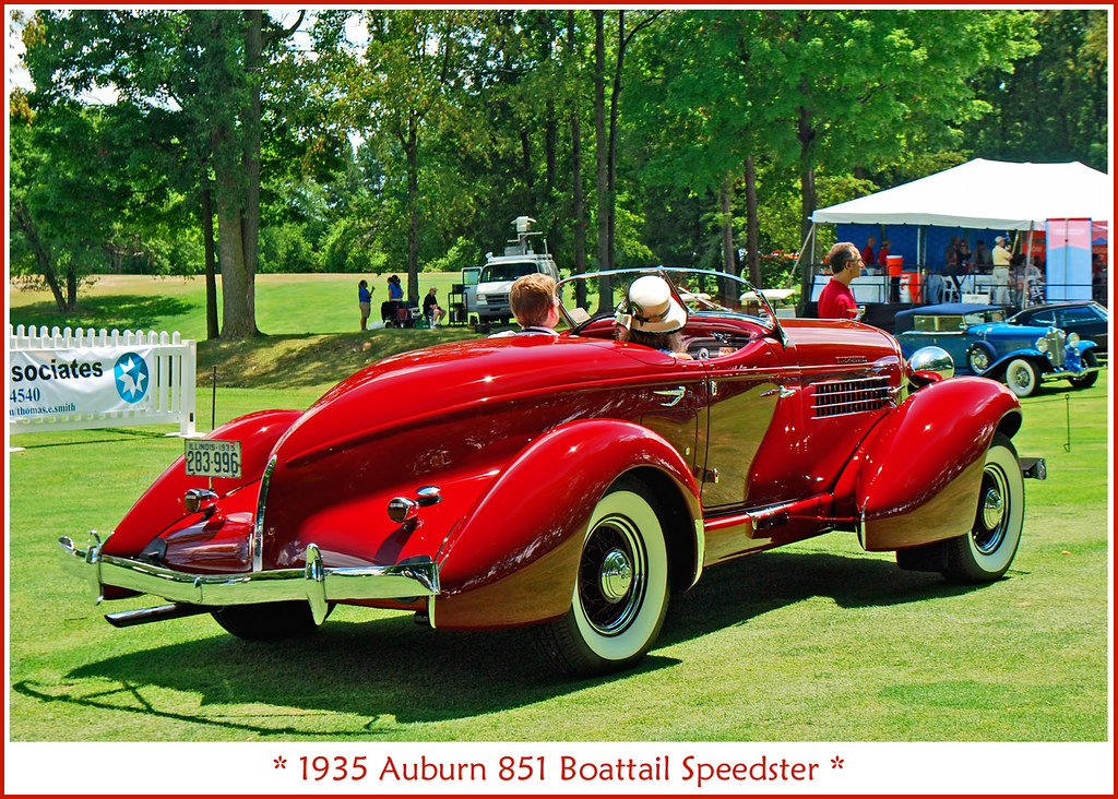 1935 Auburn Boattail Speedster The July 29 2012