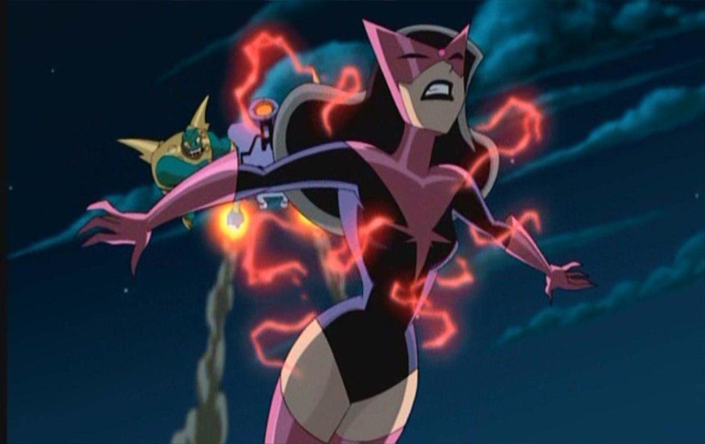 Star Sapphire Carol Ferris | Justice League Unlimited ...