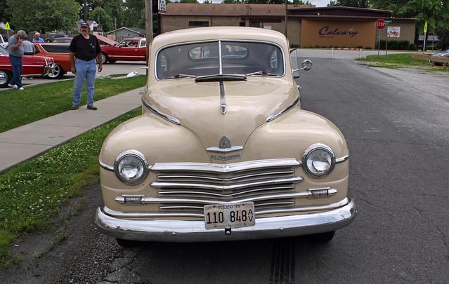 1947 plymouth special deluxe 4 door sedan 1 of 4 for 1947 plymouth 4 door