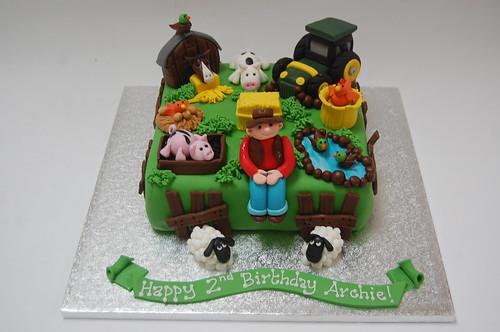 Miraculous Ultimate Farm Cake Beautiful Birthday Cakes Funny Birthday Cards Online Unhofree Goldxyz