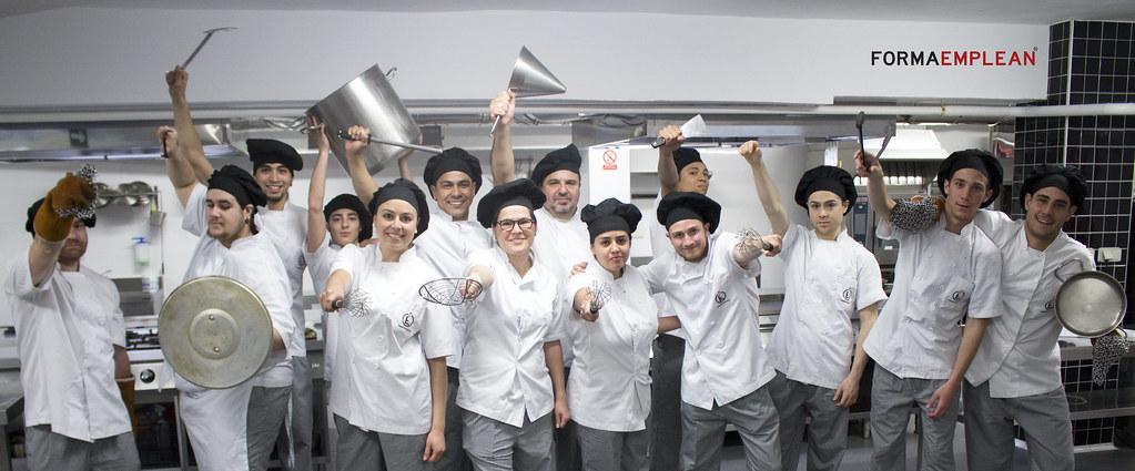 Curso de cocinero
