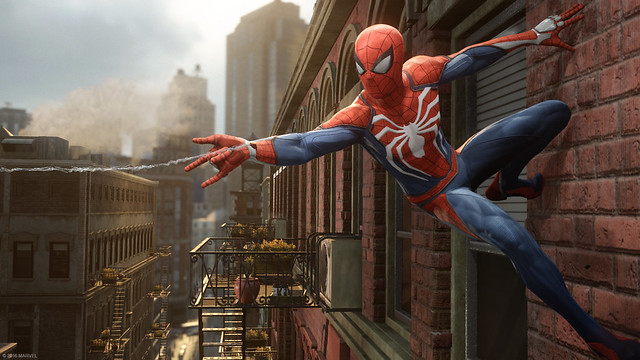 Spider-Man от Insomniac анонсирован, дебютный трейлер с E3 2016