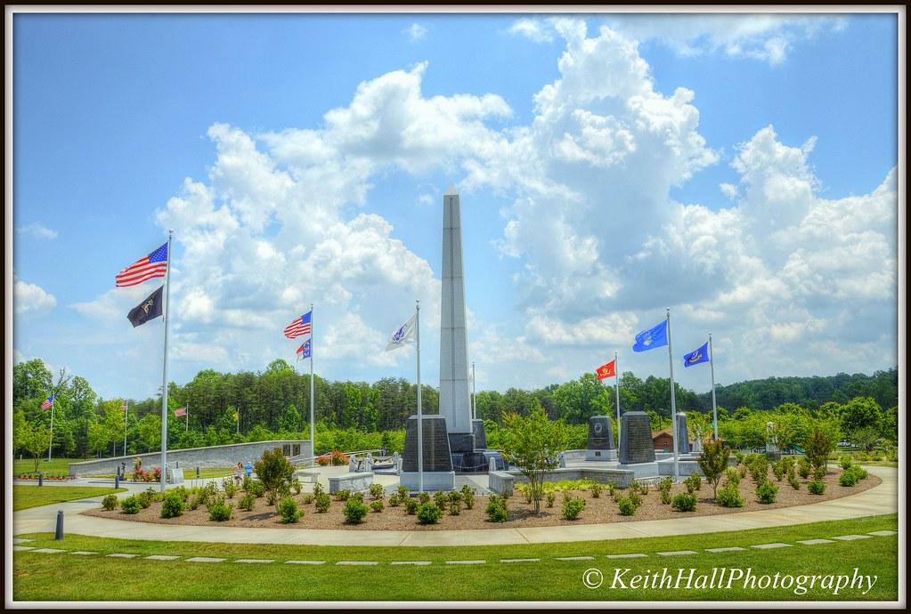 Carolina Field Of Honor Triad Park Kernersville Nc Flickr