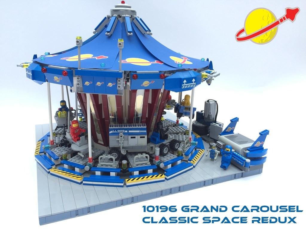 10196 Grand Carousel Classic Space Redux