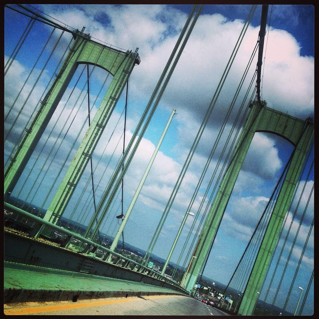 Delaware Memorial Bridge  Jennifer Lantigua  Flickr