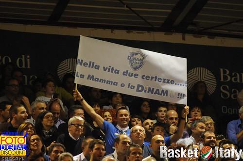 Dinamo Sassari vs Reggio Emilia