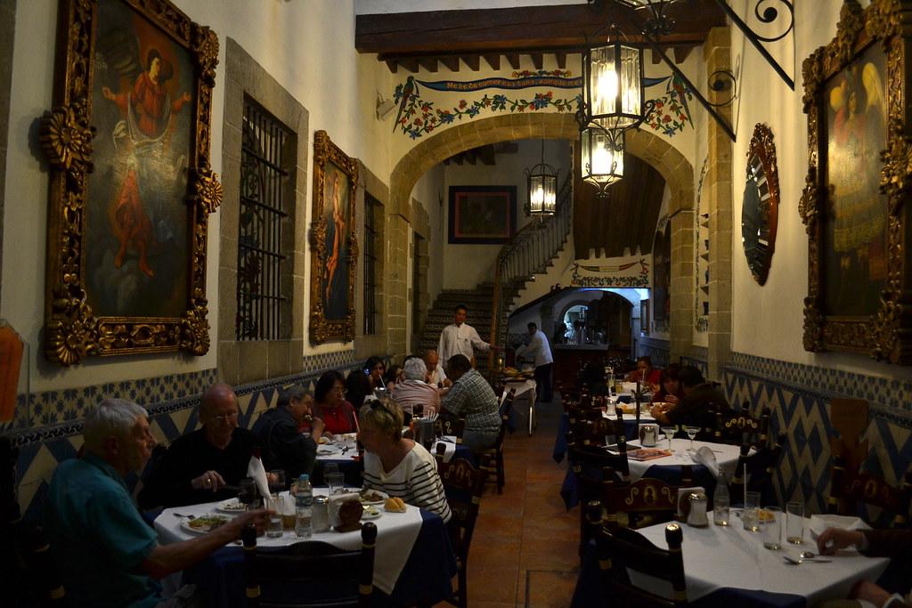 Cafe Mexico City