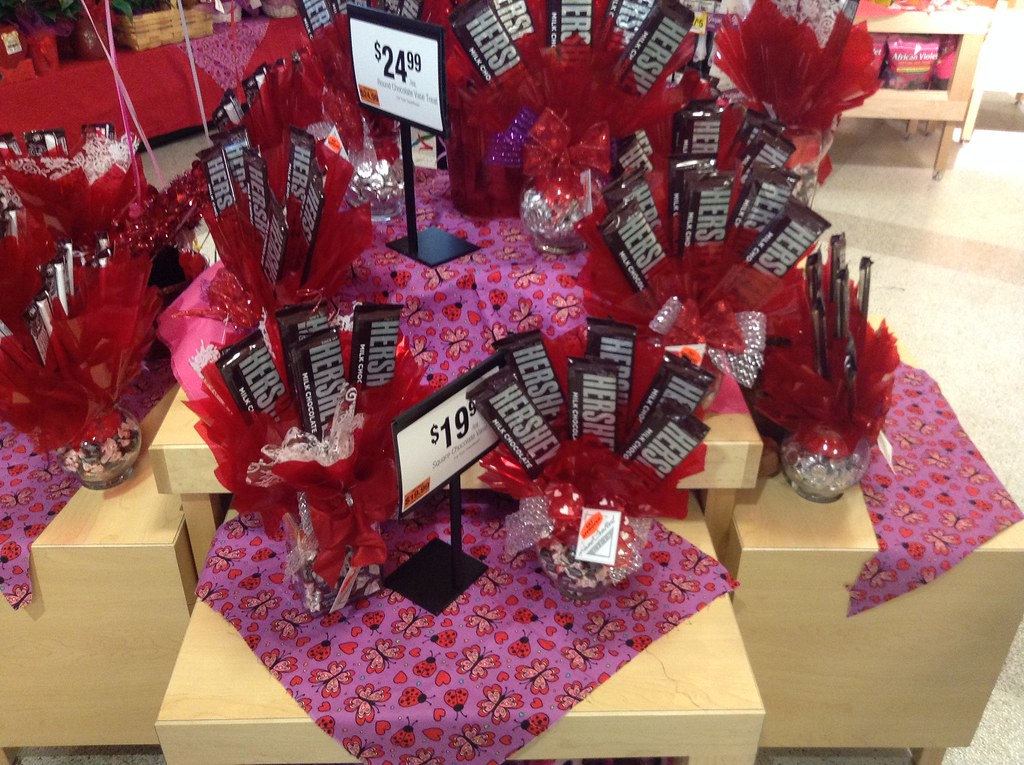 Hershey Chocolate Bar Bouquets For Valentineu0027s Day 2015, Su2026 | Flickr