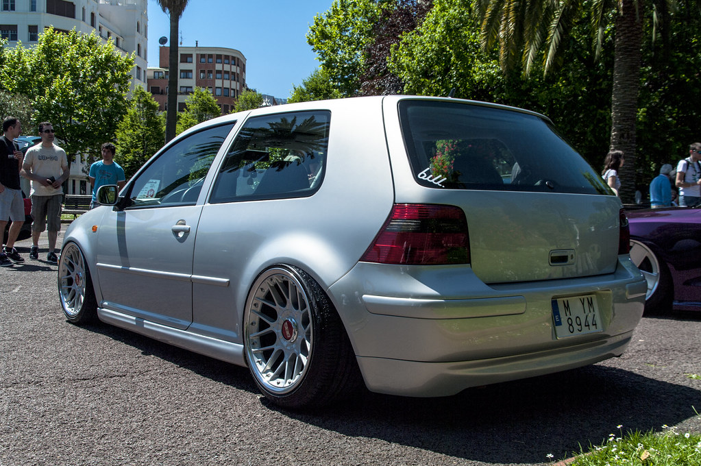 Volkswagen Golf Mk4 Bbs Rs2 Gonzalo Pascual Flickr
