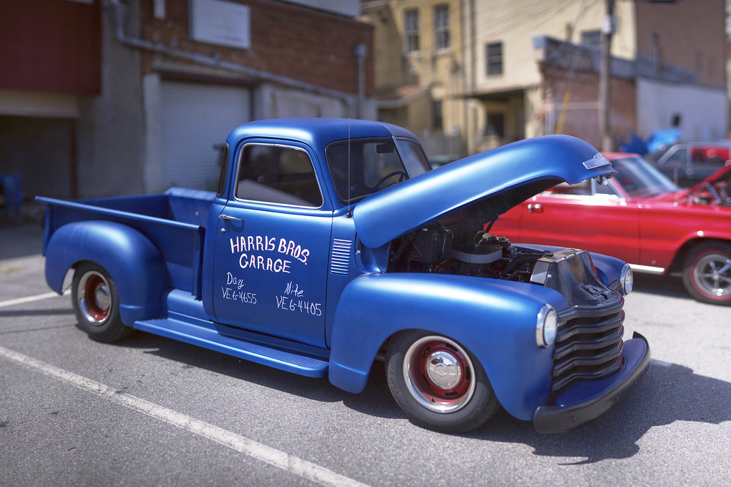 Macon Classic Car Show