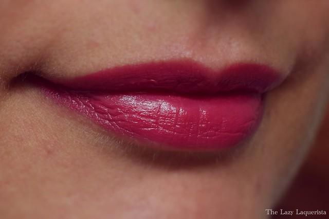 Zoya Lipstick Swatch