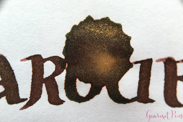 Ink Shot Review J. Herbin 1670 Caroube de Chypre @BureauDirect3725_WM