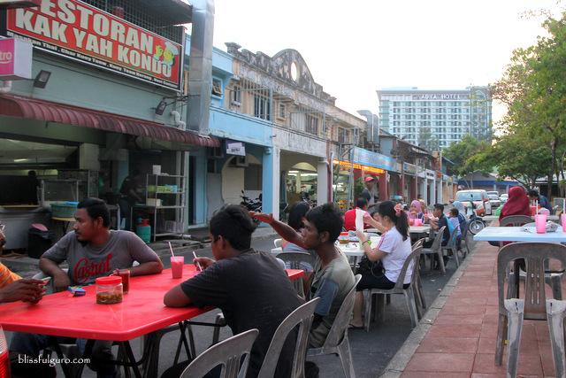 Hawker Langkawi Malaysia