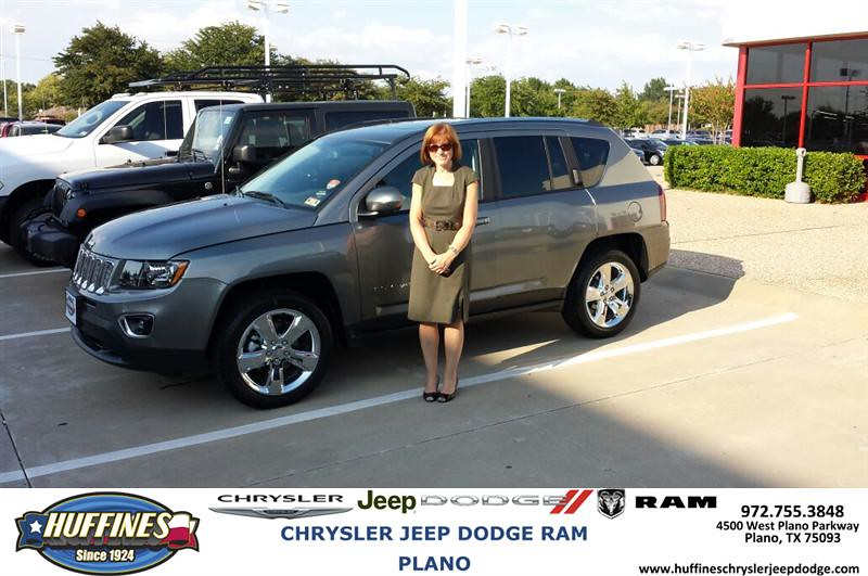 Huffines Dodge Plano >> Thank you to Debra Pfister on your new Jeep from Ed Lewis … | Flickr
