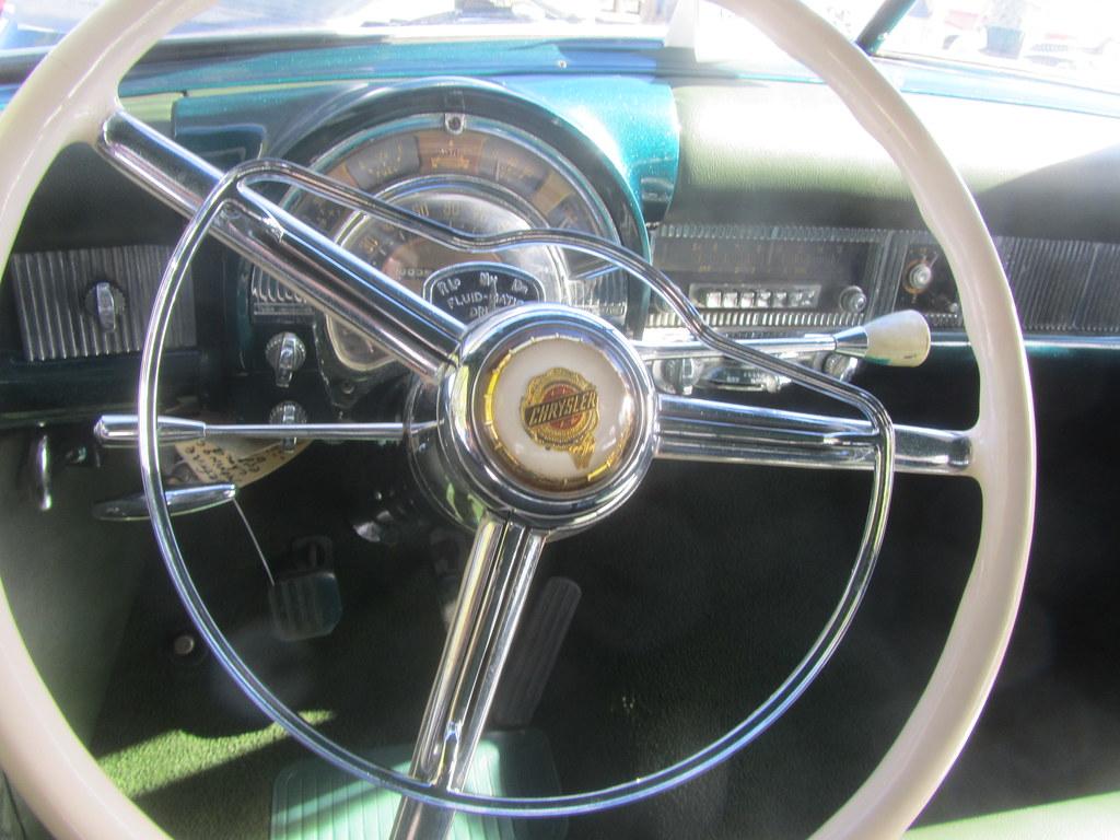Chrysler New Yorker Dashboard 1951 Mr38 Flickr