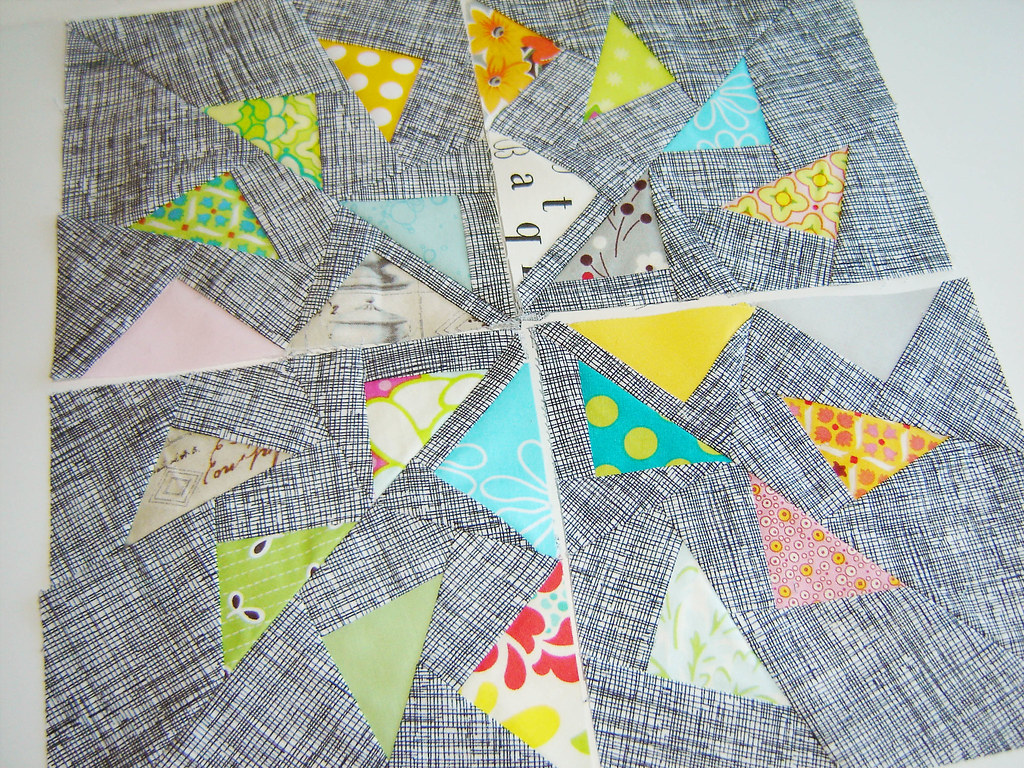 The Windmill Quilt Block 2 Always Bee Learning quilting ...