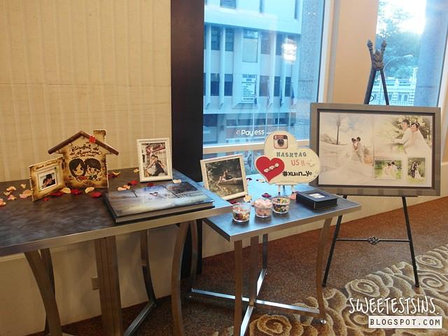 Wedding reception decorations singapore 4 euphonicsins flickr junglespirit Gallery