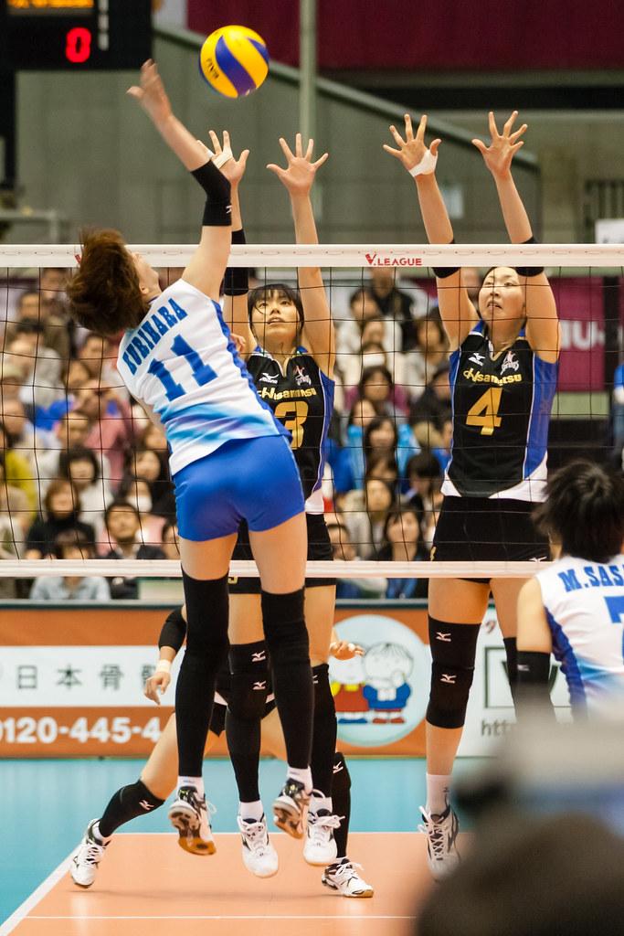 栗原恵@V-プレミアリーグ2013-14 優勝決定戦