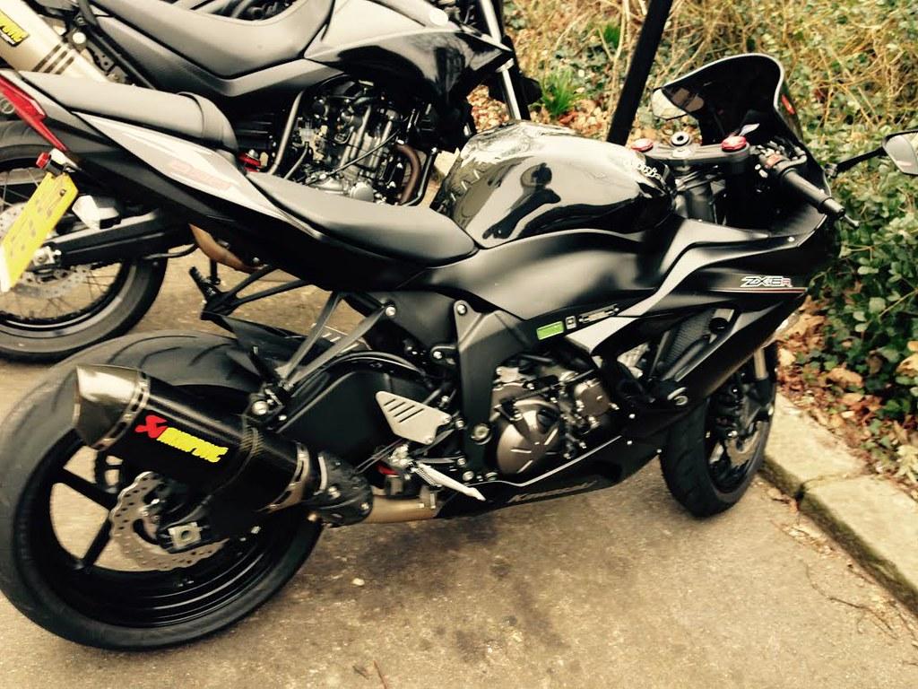 Kawasaki Super Sports Bike