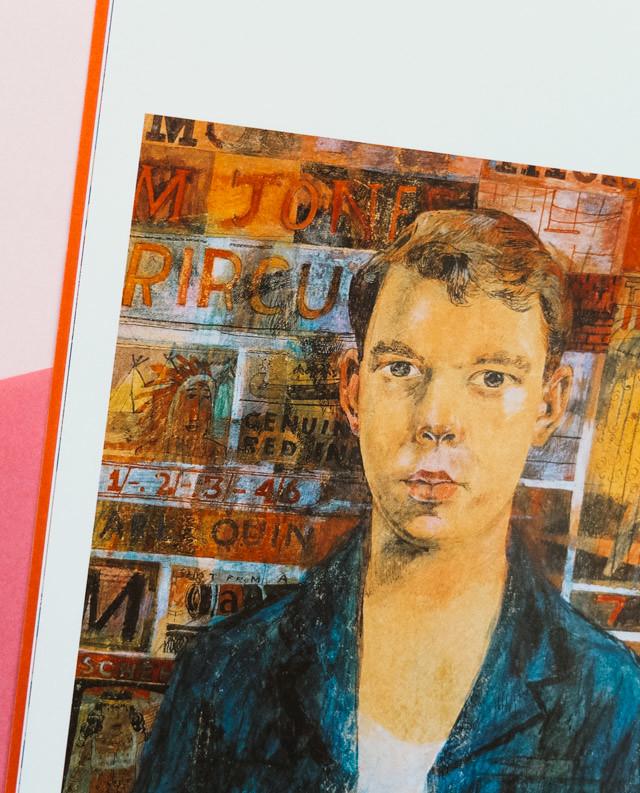 peter blake self portrait » cardboardcities