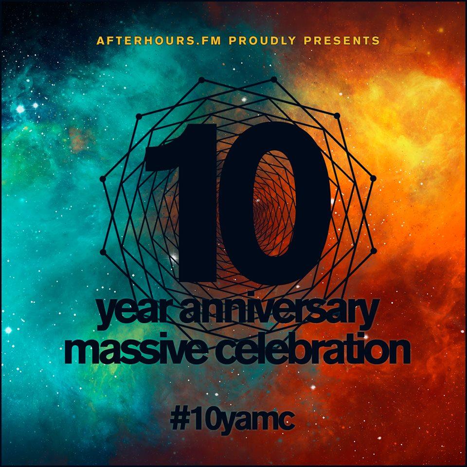 10 Year Anniversary Massive Celebration