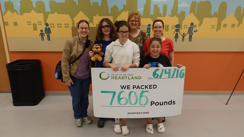 Girl Scout Troop 54042  6-4-16