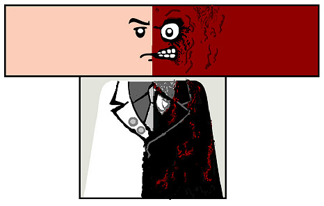 Arkham City Two Face Lego Decals | I posted these same ...