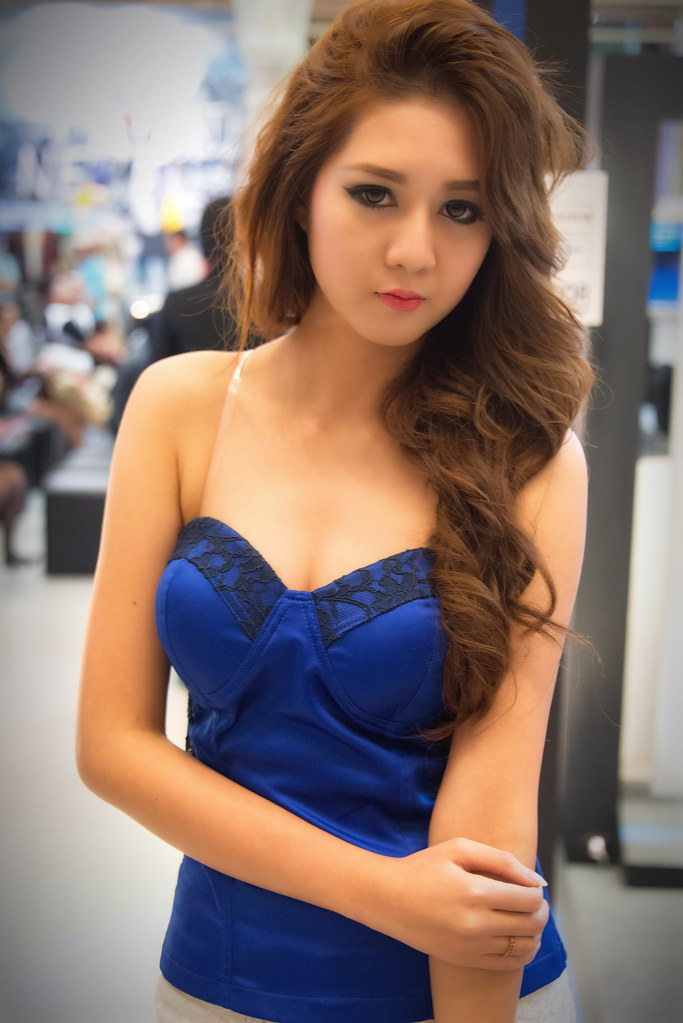 Best bangkok girls modeling are