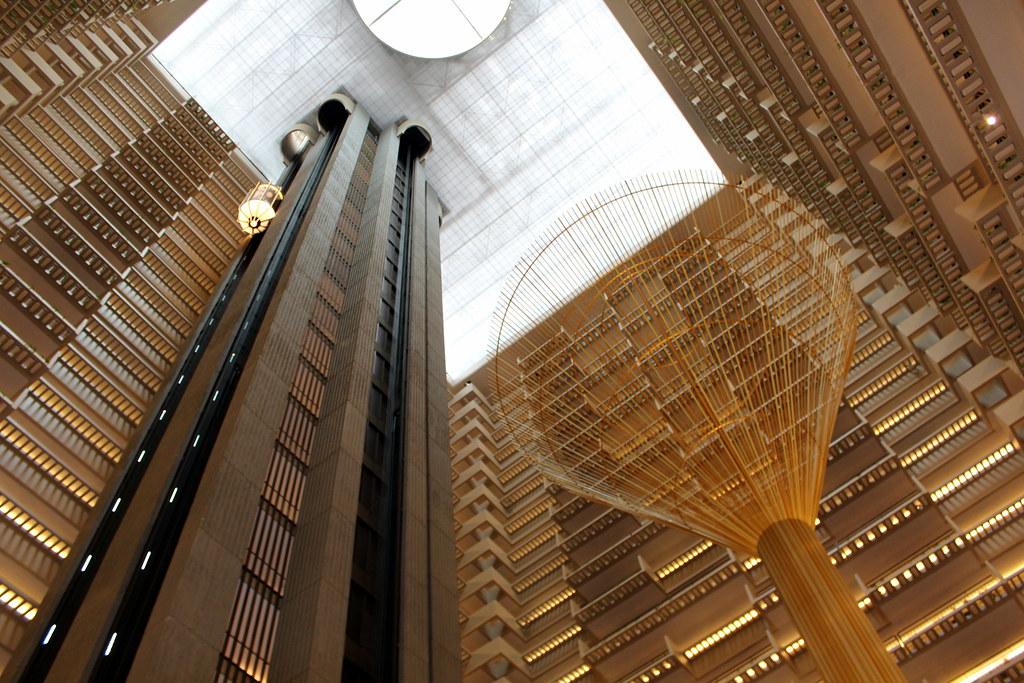 Atlanta Downtown Hyatt Regency Atlanta The Hyatt