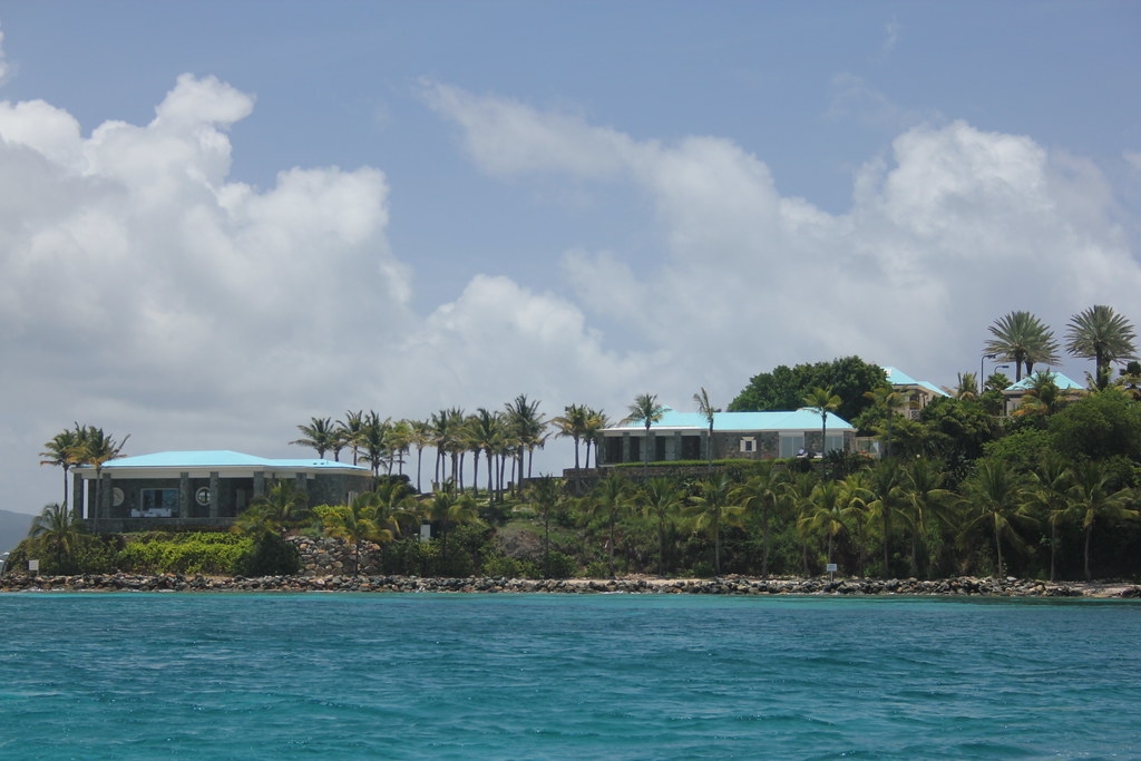 Little St James Island Usvi