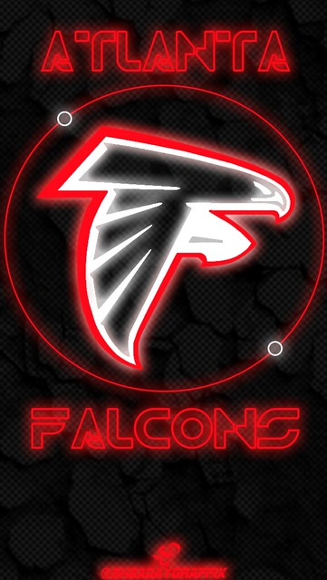 Falcons iPhone Wallpaper   Flickr - Photo Sharing!